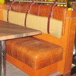 Glow Fresh Grill & Wine Bar Banquette